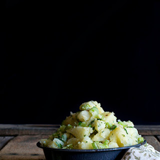 Cider Vinegar Potato Salad