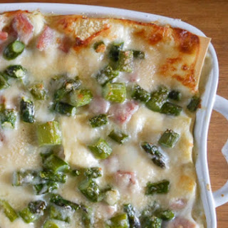 Asparagus Lasagna Recipes