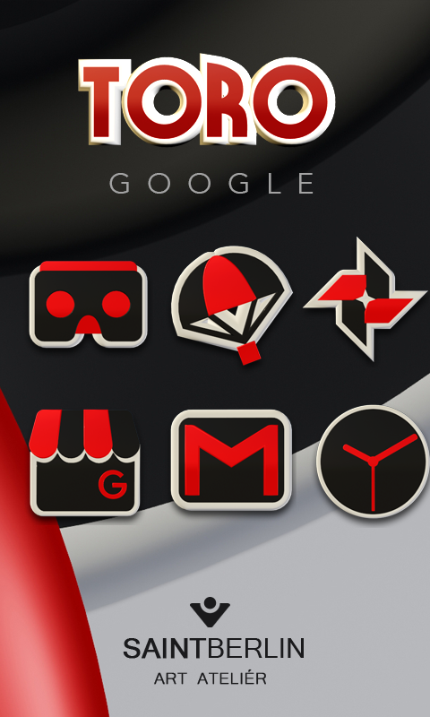 Toro Icon Pack Screenshot 3