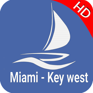 Miami To Keywest Offline GPS Nautical Charts For PC / Windows 7/8/10 / Mac – Free Download