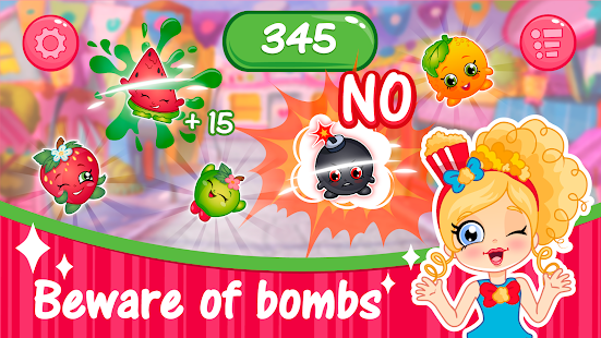 Fruits adventure shopkins - screenshot