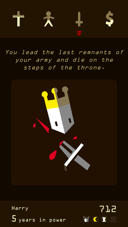 Reigns Screenshot 2