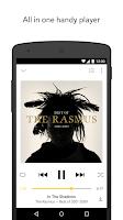 Screenshot of Yandex.Music