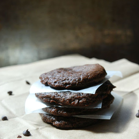 Double Choco Chip Cookies (Vegan, Gluten/Wheat/Soy/Peanut/Nut Free)
