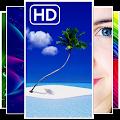 Best Wallpapers Backgrounds HD free download APK for Bluestacks