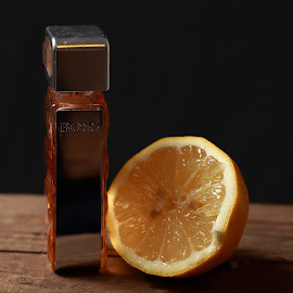 good scents both by Mona Martinsen - Artistic Objects Still Life