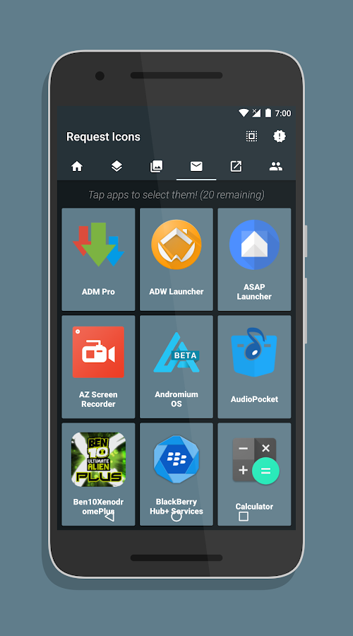 Source - Icon Pack Screenshot 3