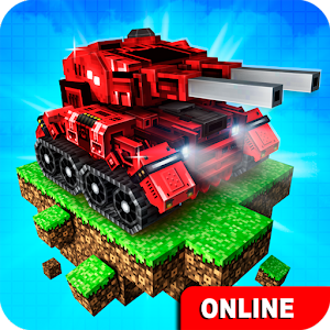 Download Blocky Cars Online Shooter FPS for Windows Phone