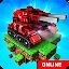 Download Blocky Cars Online fun shooter APK