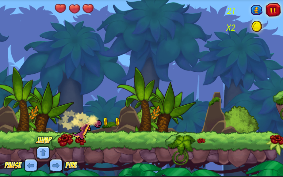 DragonAdventures Screenshot 1