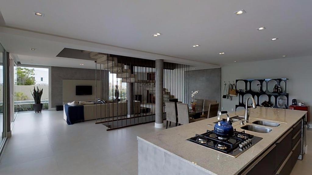 Casa 4 Dorm, Cacupé, Florianópolis (CA0509) - Foto 15
