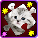 Cute Cat Kitty Jigsaw Puzzle