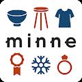 minne - ハンドメイドマーケットアプリ