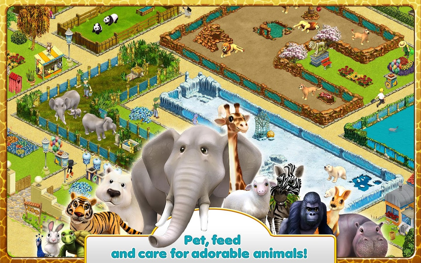 MyFreeZoo Mobile Screenshot 6