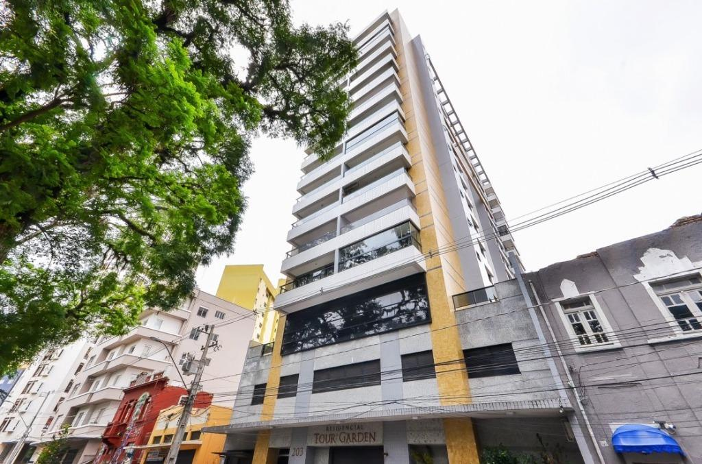ST0016-ROM, Studio de 1 quarto, 30 m² à venda no Centro - Curitiba/PR