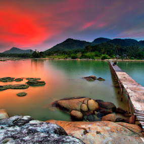 fenomena by Hendra Heng - Landscapes Mountains & Hills