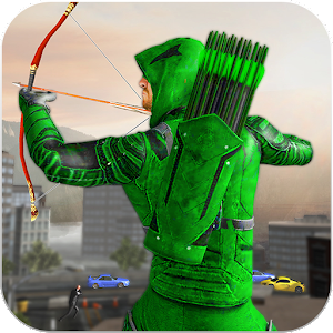 Green Arrow Super hero games: Bow and arrow games For PC / Windows 7/8/10 / Mac – Free Download