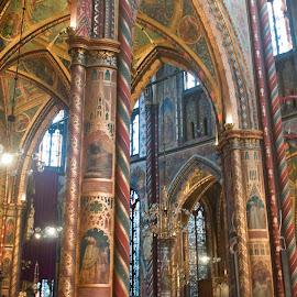 Illustration by J & M - Buildings & Architecture Other Interior ( interior, church, illustration, image, view )