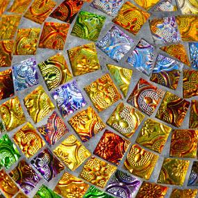 Gazing Ball by Jim Westcott - Artistic Objects Glass ( glass art, garden decorations, yard art, glass ball )