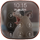 Kitty Cat Keypad Lock Screen APK for Bluestacks