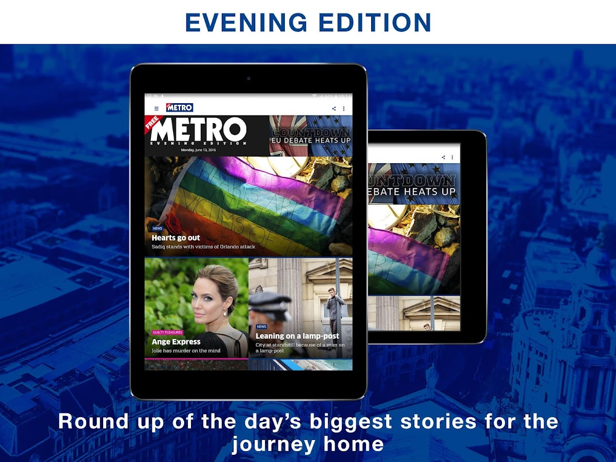 Metro Screenshot 11