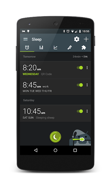 Sleep as Android Unlock screenshots