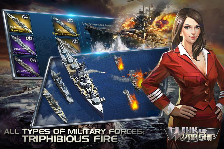 War of Warship Screenshot 10