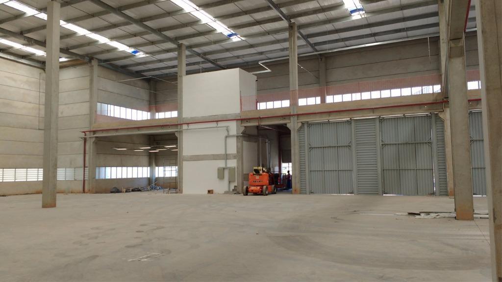 Galpão  industrial para locação, Cajamar