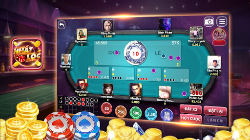 Game danh bai doi thuong Nhất Lộc Online screenshot 4