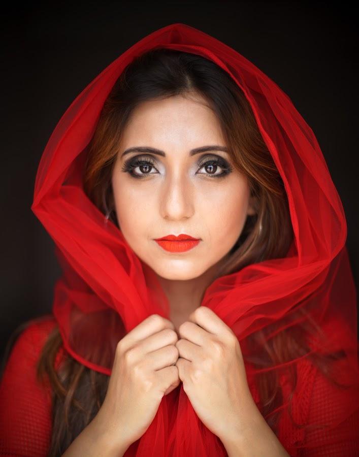 S A N J U C T A  by Red Photography - People Portraits of Women ( creative headshot, sanjucta sengupta, pratap ghosh, pratap ghosh photography )