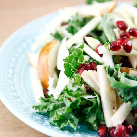 Pomegranate-Pear Salad