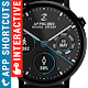 🕐 Ksana Sweep Watch Face for Wear OS APK
