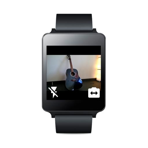 Watcher - Android Wear Camera - screenshot