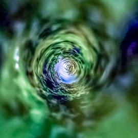 Under Water by Gia Gee - Digital Art Things ( under water view, virtual, under water, virtual virtual view )