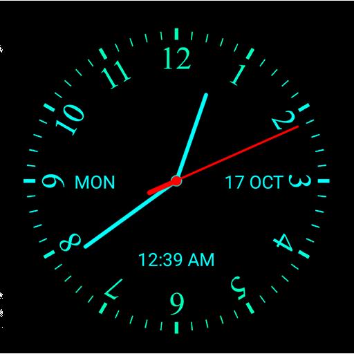 Analog Clock Live Wallpaper (app)