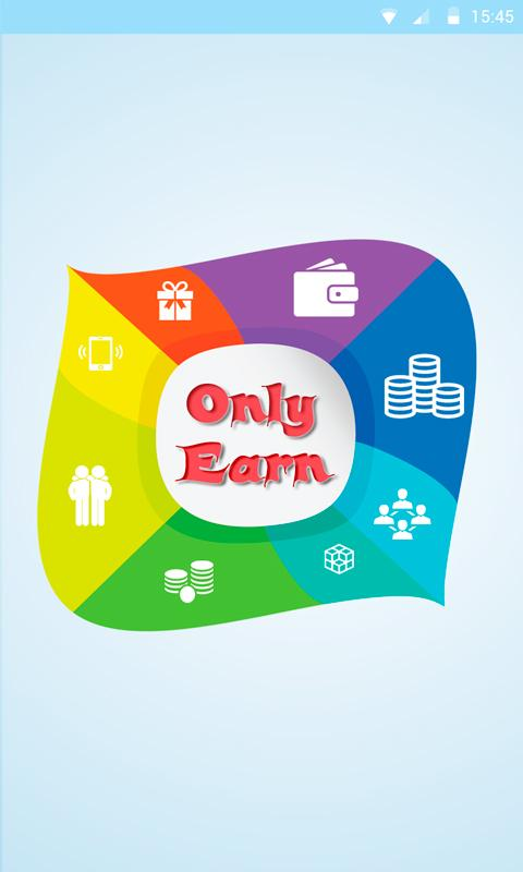 Only Earn - Get Free Recharge Screenshot 0