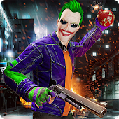 Game City Gangster Clown Attack 3D APK for Kindle