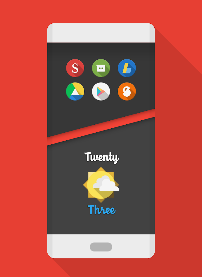 PINN - ICON PACK Screenshot 1