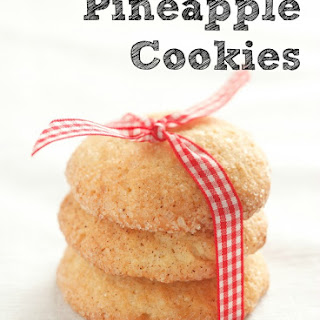 Crushed Pineapple Cookies Recipes