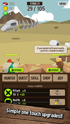 Hunter Age: Huntsman Games - screenshot