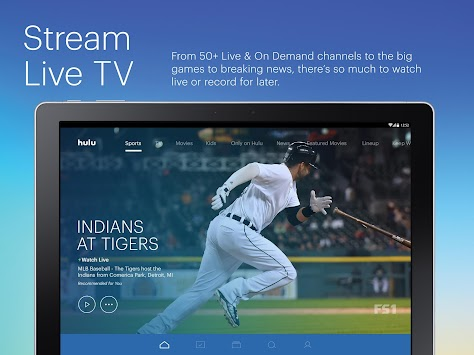 Hulu: Watch TV & Stream Movies APK screenshot thumbnail 10