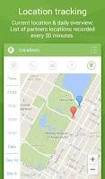 Screenshot of Couple Tracker -Mobile monitor