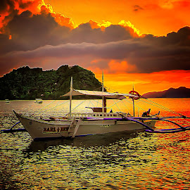 el nido by Joel Adolfo    - Transportation Boats ( boats, transportation )