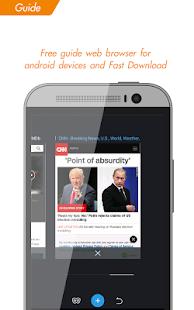 App Fast UC Browser Download Tutor apk for kindle fire