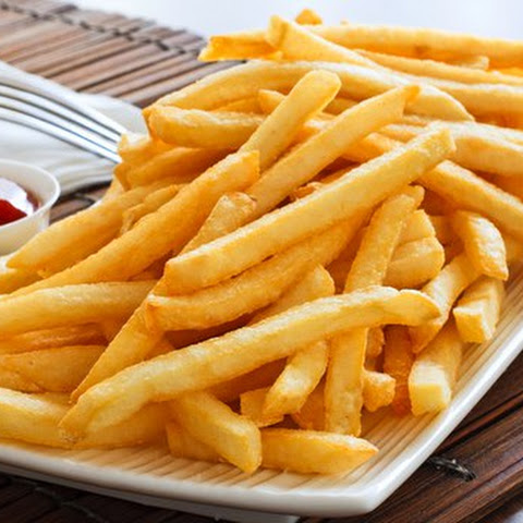 French Fries from the oven