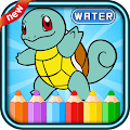 Game coloring all types of pokemo APK for Windows Phone