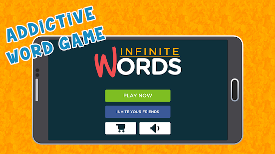 Infinite Words - screenshot