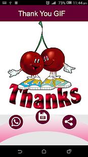 Free Thank You GIF APK for Windows 8