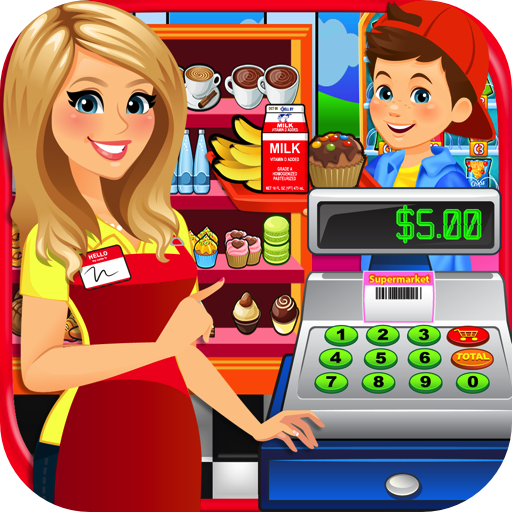 School Lunch Food Supermarket (game)