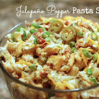 Pasta Salad Jalapeno Recipes